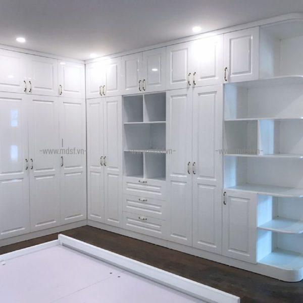 lắp đặt nội thất chung cư