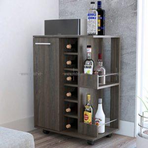 Tủ gỗ đựng rượu
