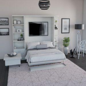 Giường đôi gấp gọn thông minh