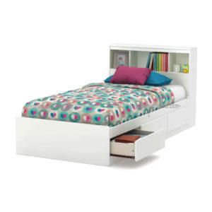 Giường đơn trẻ em có ngăn kéo 1