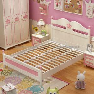 giường ngủ cho bé gái 1