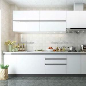 Bán tủ bếp acrylic đẹp 1