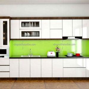 Bán tủ bếp acrylic đẹp
