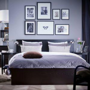 giường gỗ công nghiệp đẹp