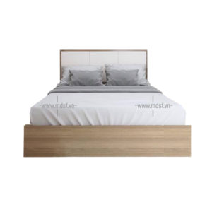 Giường gỗ công nghiệp MDF 1