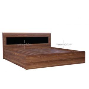 Giường hộp gỗ sồi 20