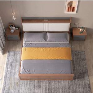 Giường ngủ gỗ công nghiệp MDF 9