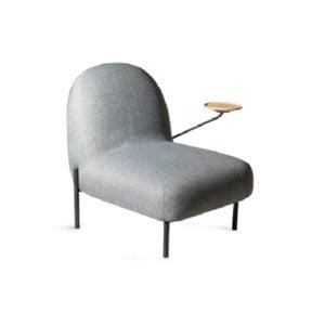 Ghế bành gỗ tự nhiên Swing 3
