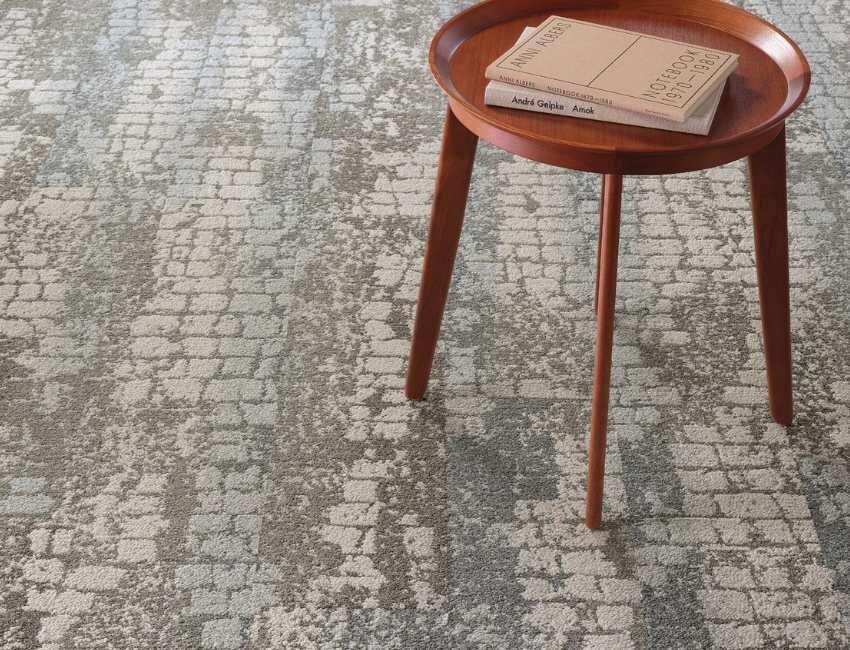 Thảm trải sàn chống bám bụi 1