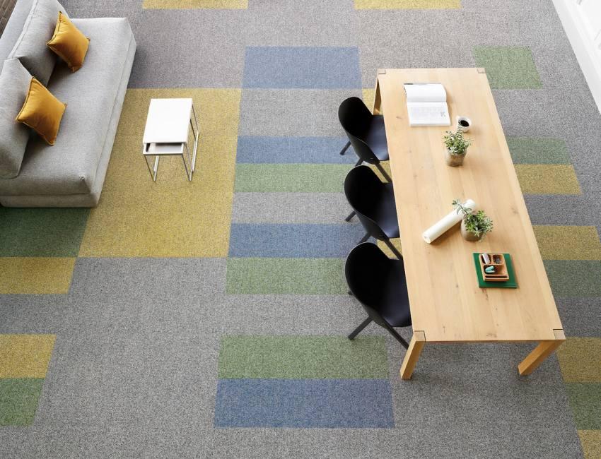 Thảm trải sàn phòng học 2