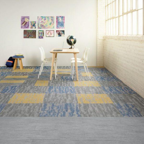 Thảm trải sàn tấm cao cấp 3