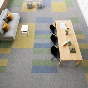 Thảm trải sàn tấm cao cấp 4